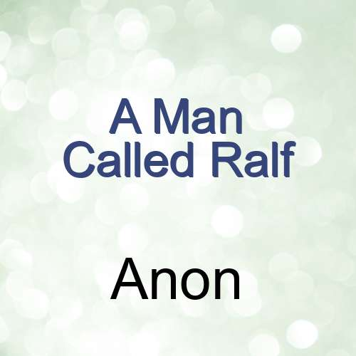 A Man Called Ralf